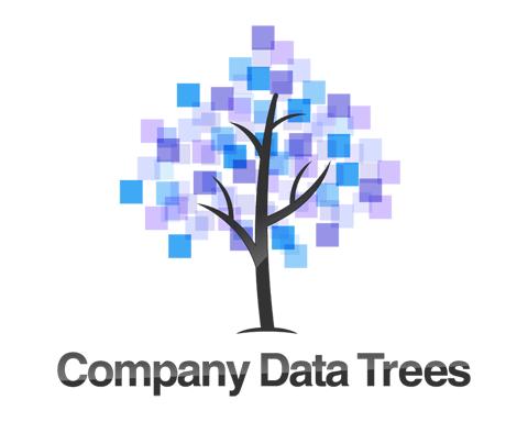 Company Data Trees Logo