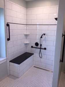 Eisel Roofing & Construction: Bathroom Remodel