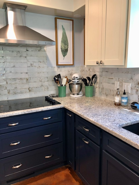 Kitchen Counters and Paint