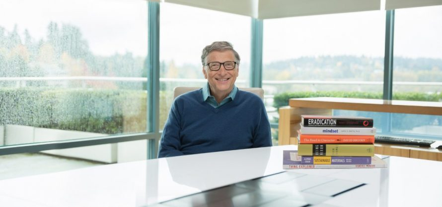 Bill Gates' 2015 Reading List