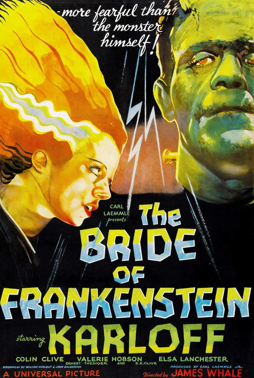 Classic Film: Bride of Frankenstein