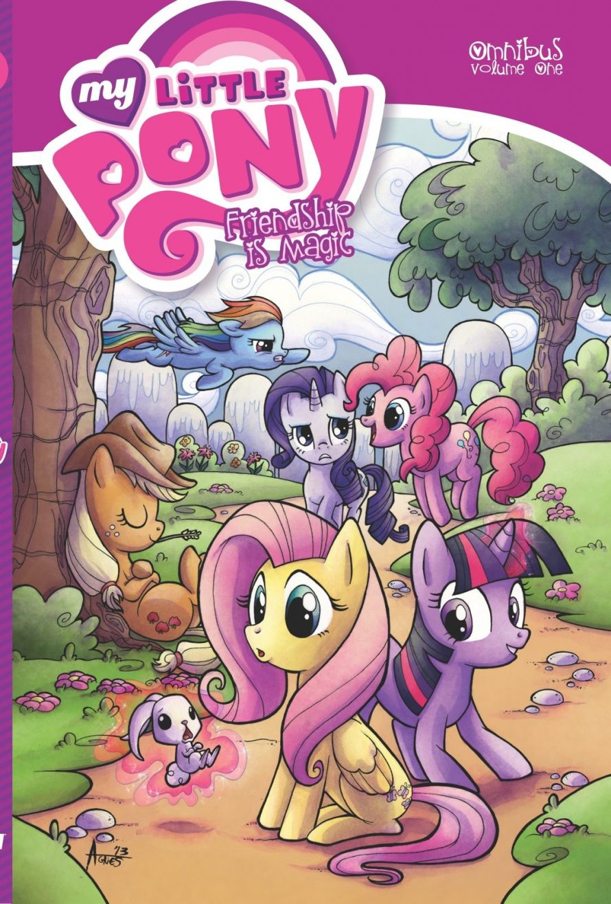 My Little Pony Omnibus by Katie Cook and Heather Nuhfer
