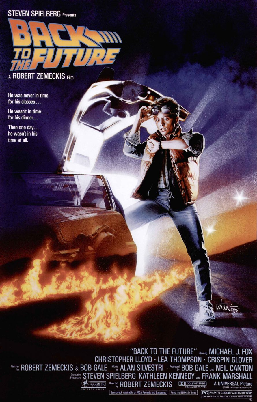 After Hours Teen Time: Back to the Future