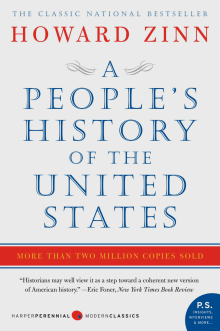 Banning A People's History of the United States?