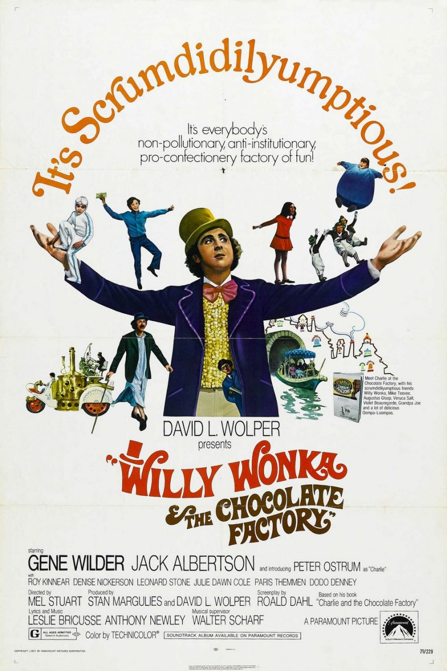 Movie in the Park: Willy Wonka