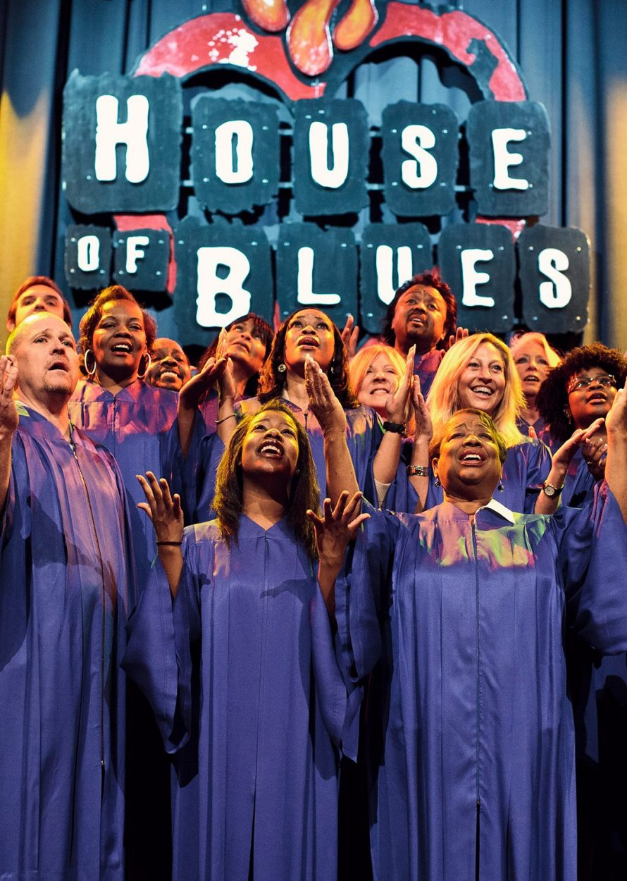 Bus Trip: House of Blues Gospel Brunch