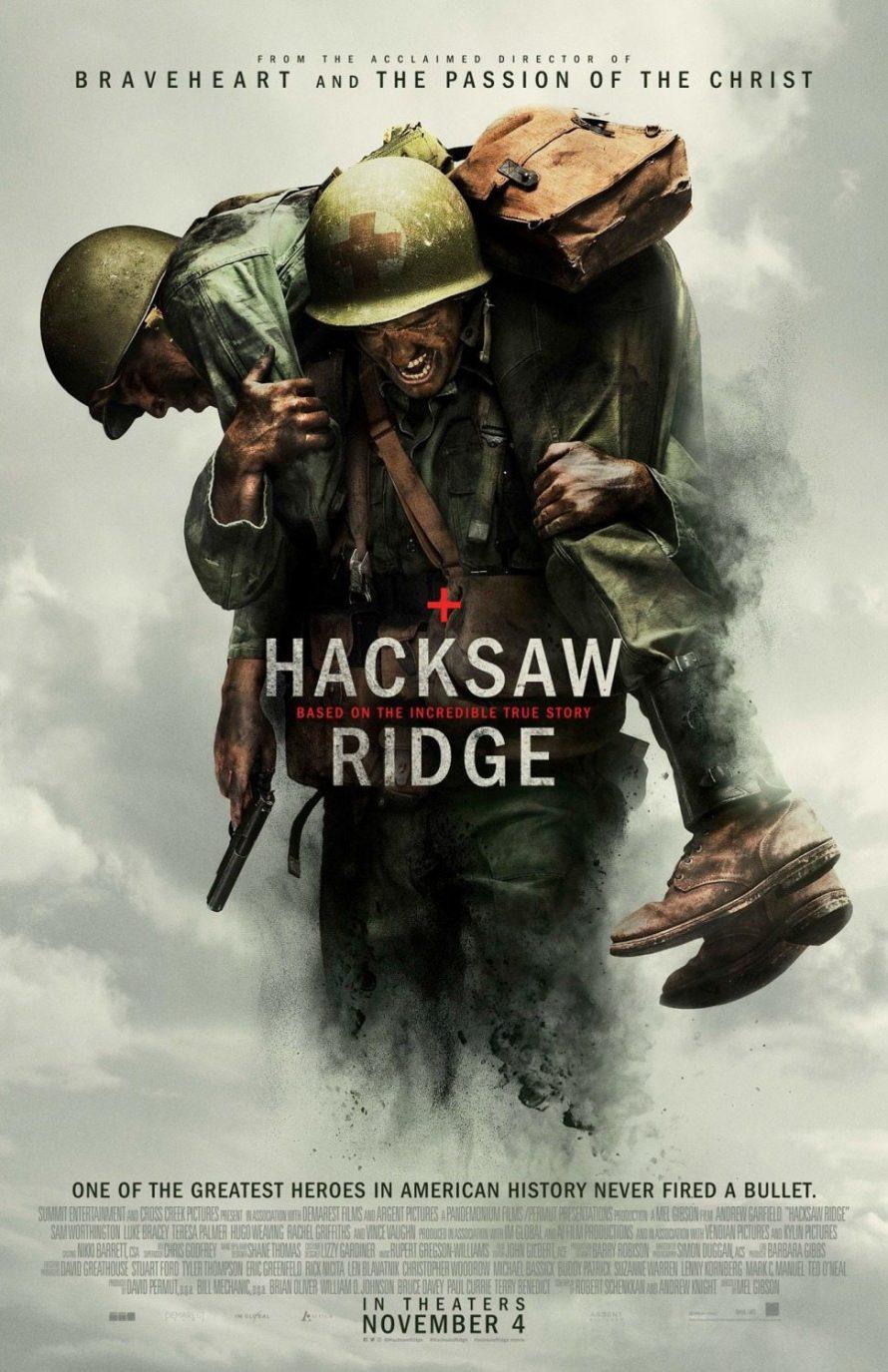 Modern Times Film: Hacksaw Ridge
