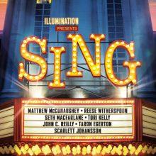 Movie Monday: Sing