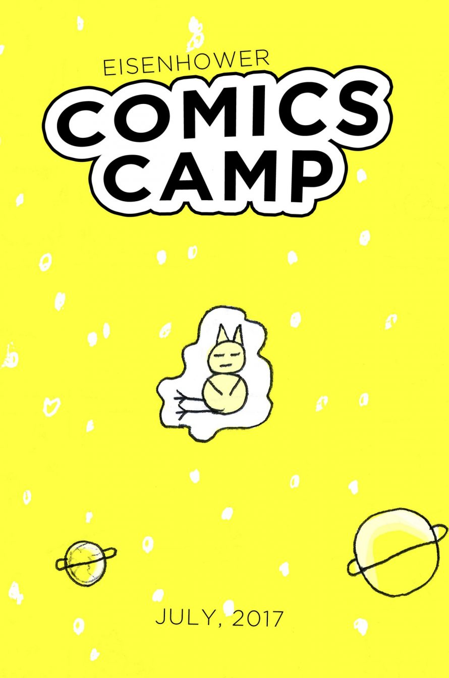 Read the 2017 Teen Comic Camp Book