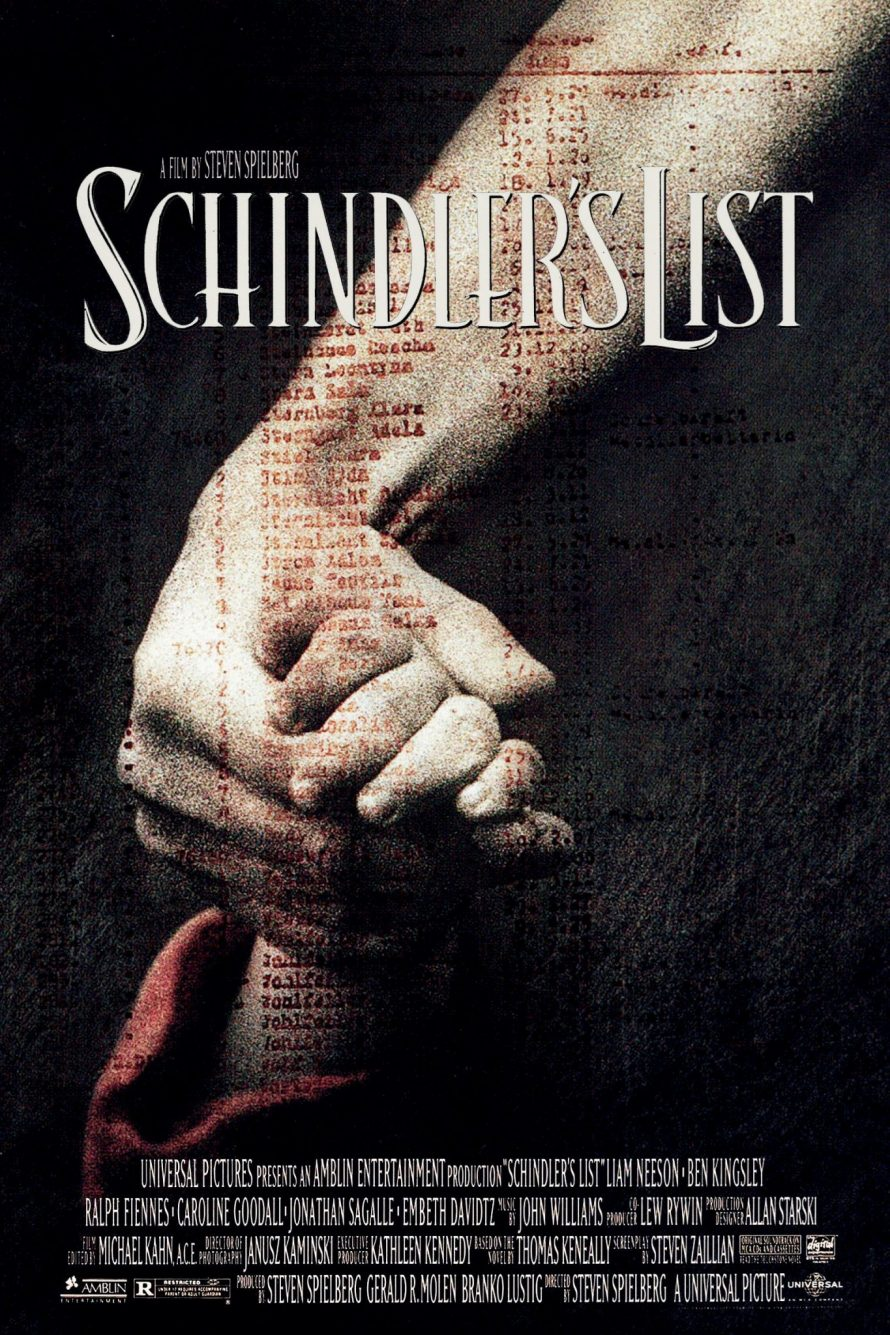 Classic Film Series: Schindler's List
