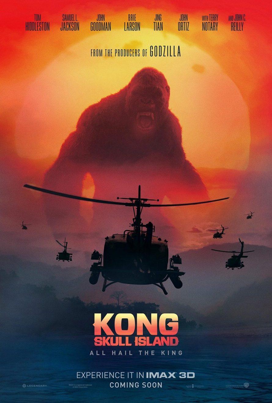 Modern Times Film: Kong: Skull Island