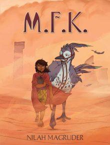M.F.K. by Nilah Magruder