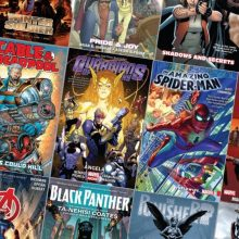 Marvel Comic Now Available on Hoopla!