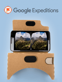 Google Expeditions Demo