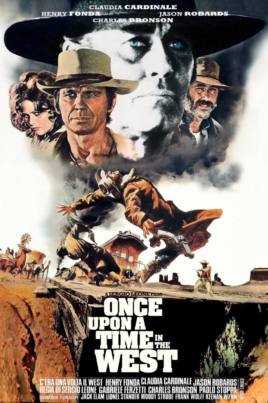 Classic Film Series: Once Upon a Time in the West