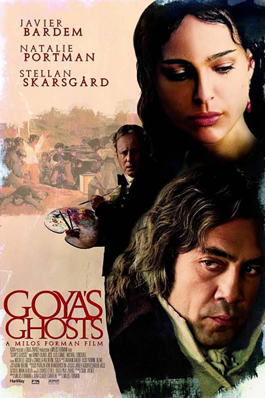 10 Goya's Ghost