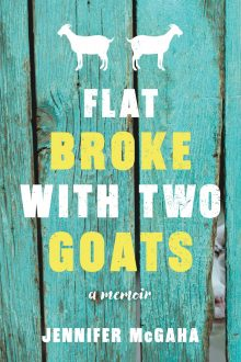 Big Library Read: Flat Broke with Two Goats