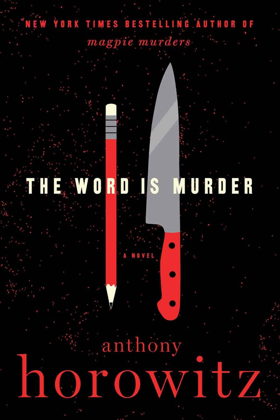 Central Baptist Book Club: The Word Is Murder