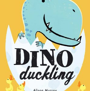 Dino Duckling by Alison Murray