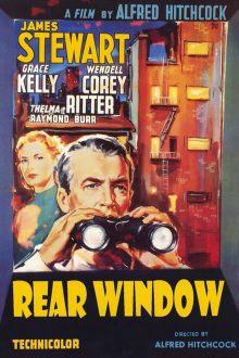 Classic Film Series: Rear Window