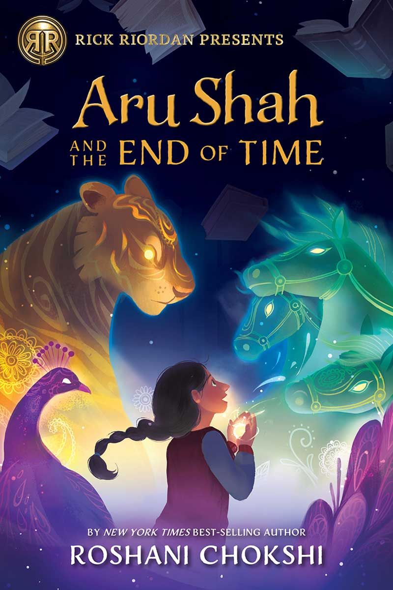 Aru-Shah-and-the-End-of-Time