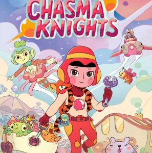 Chasma Knights by Boya Sun and Kate Reed Petty