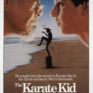After Hours Teen Time: The Karate Kid & Paper Cranes