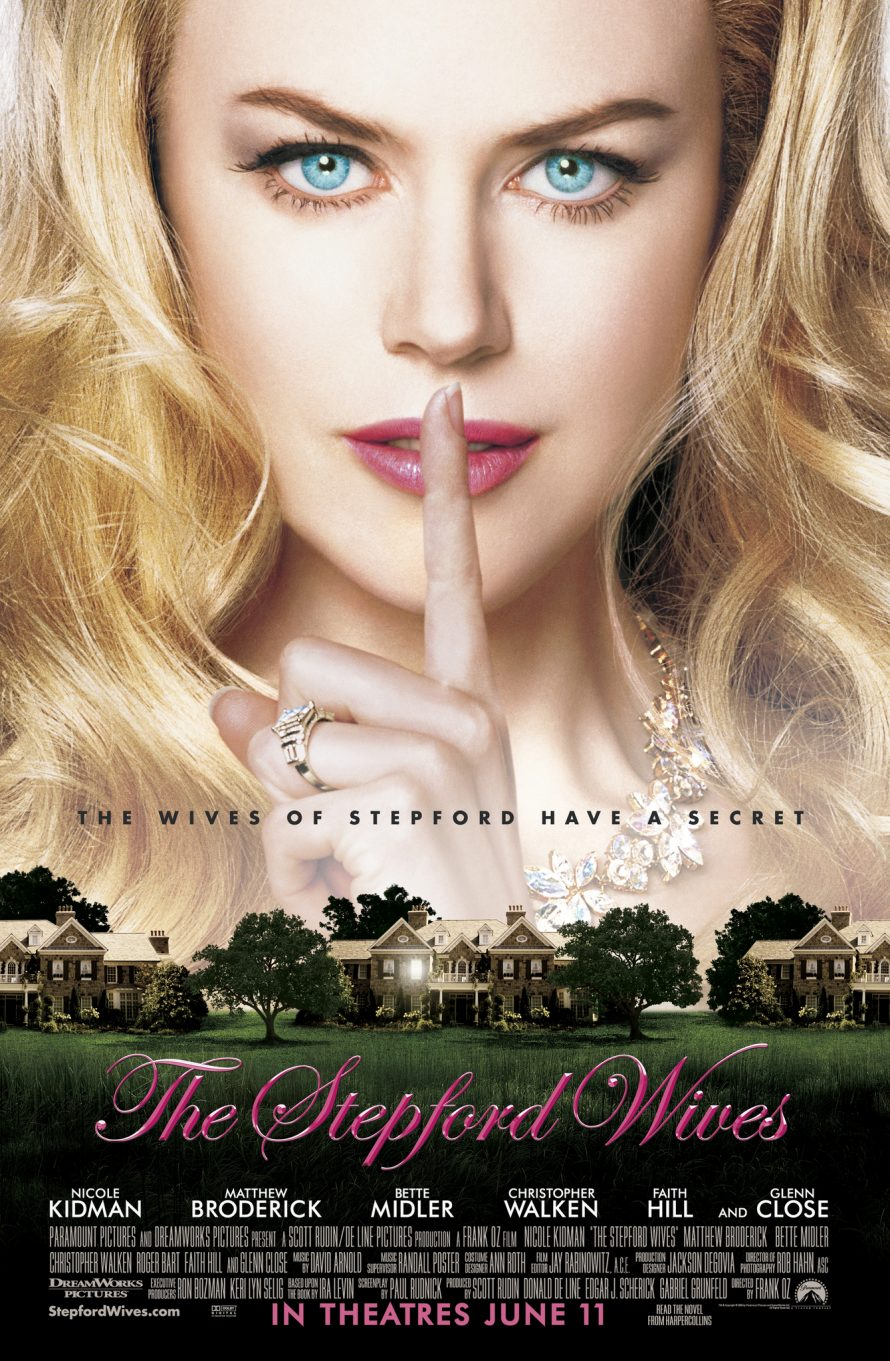 Page to Screen Club: The Stepford Wives
