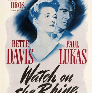 Classic Film Series: Watch on the Rhine