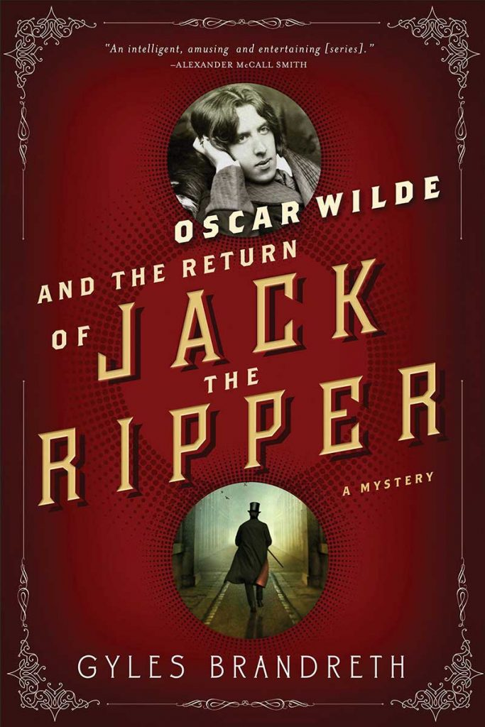 Oscar Wilde and the Return of Jack the Ripper