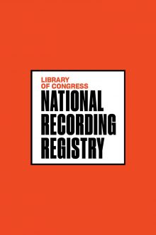 National Recording Registry 2015