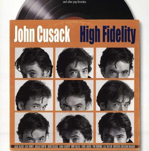 Page to Screen Club: High Fidelity