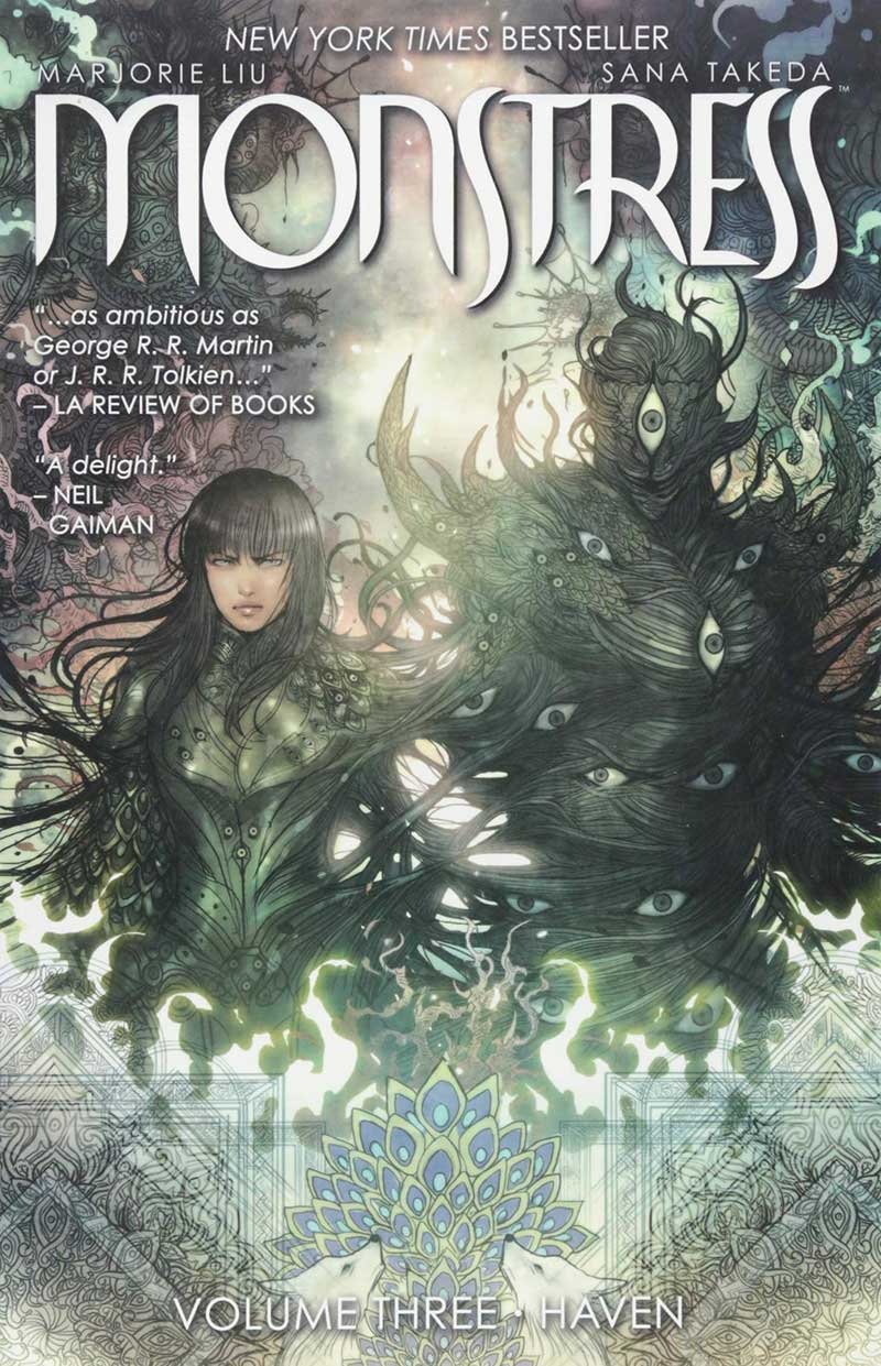 Monstress Volume Three