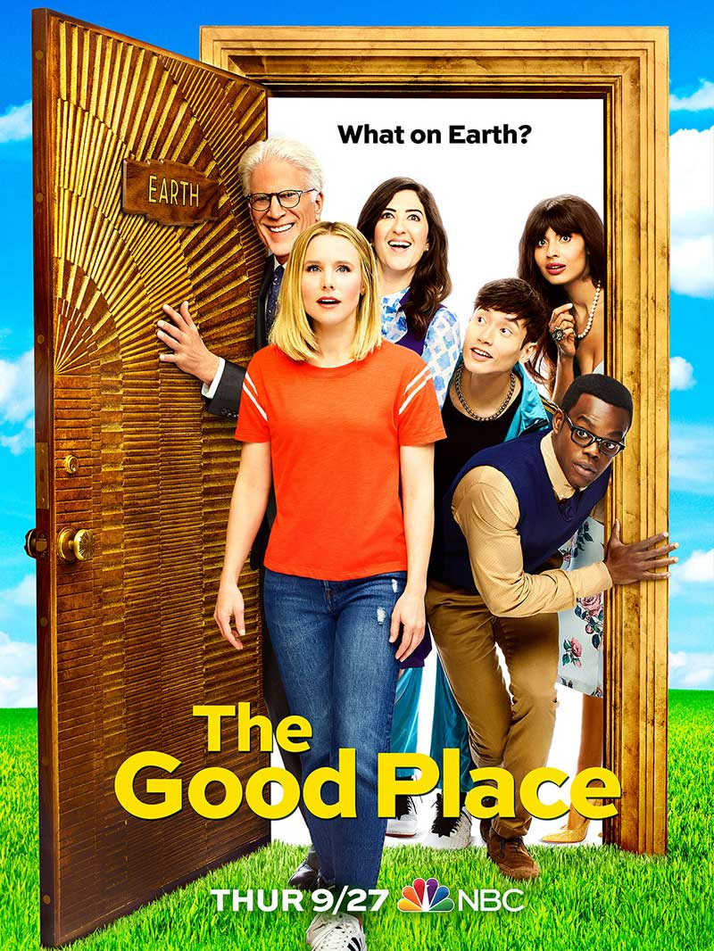 The Good Place Season Three