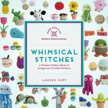 Whimsical Stitches by Lauren Espy