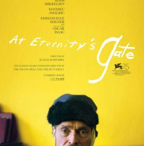 Modern Times Film Series: At Eternity's Gate