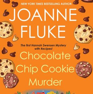 Deliciously Fictitious Book Club: Chocolate Chip Cookie Murder
