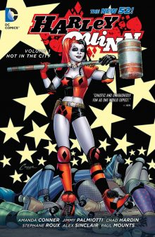 Graphic Novel Club: Harley Quinn: Hot in the City