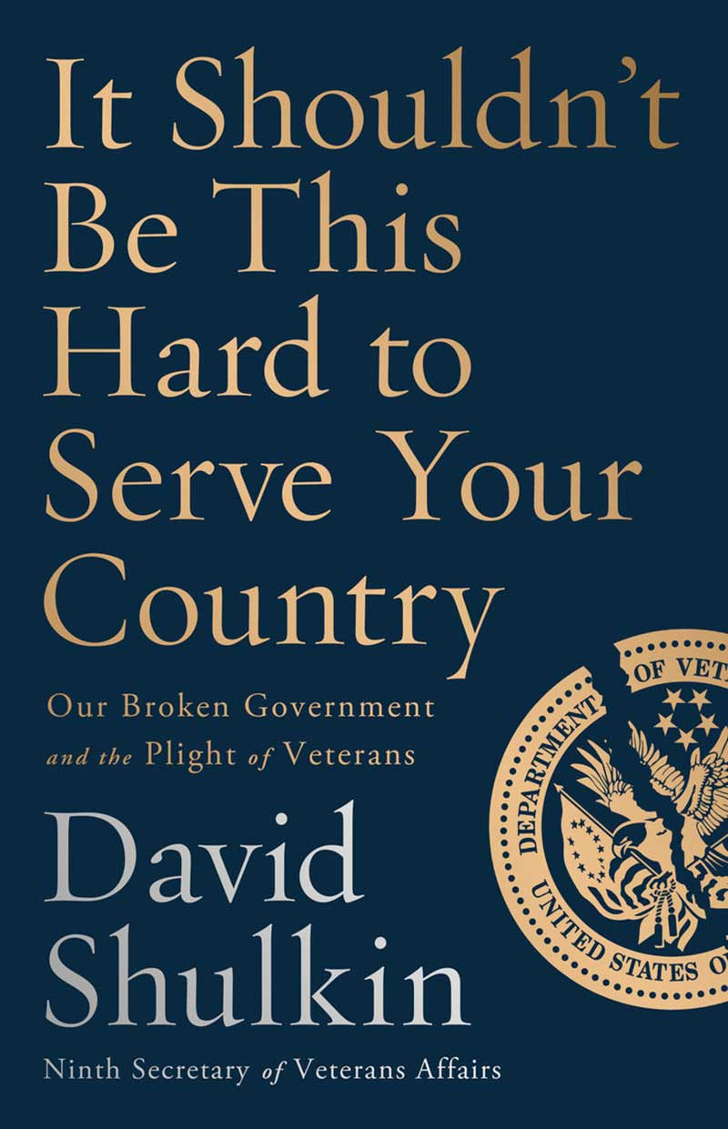 It Shouldn't be this Hard to Serve You Country