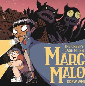 3rd-5th Grade Graphic Novel Club: The Creepy Case Files of Margo Maloo