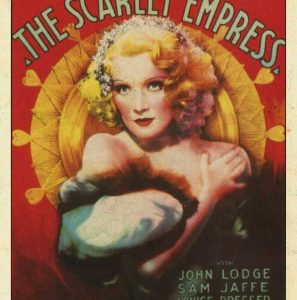 CANCELED – Classic Film Series: The Scarlet Empress