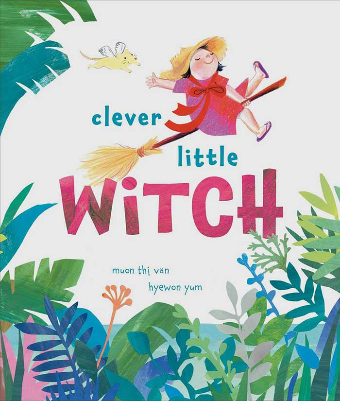 Clever Little Witch