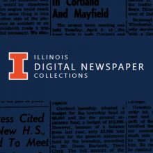 Illinois Digital Newspaper Collections
