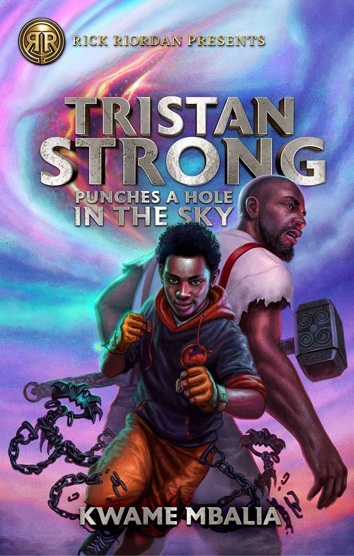 Tristan the Strong Punches a Hole in the Sky