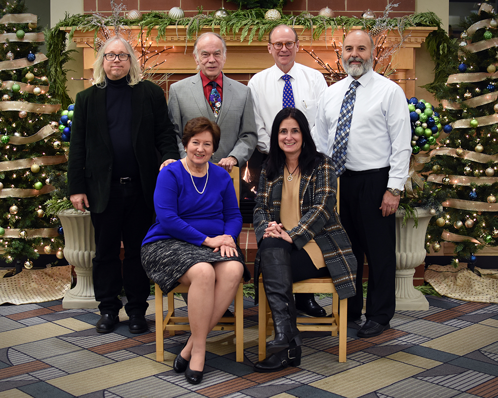 2019 Board of Trustees Christmas Photo
