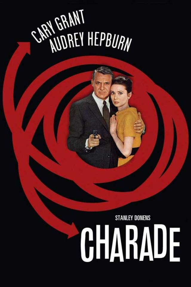 Stay-at-Home Movie Party: Charade | Eisenhower Public Library