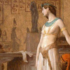 Cleopatra Herself