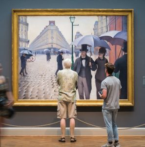 Virtual Bus Trip: The Art Institute of Chicago