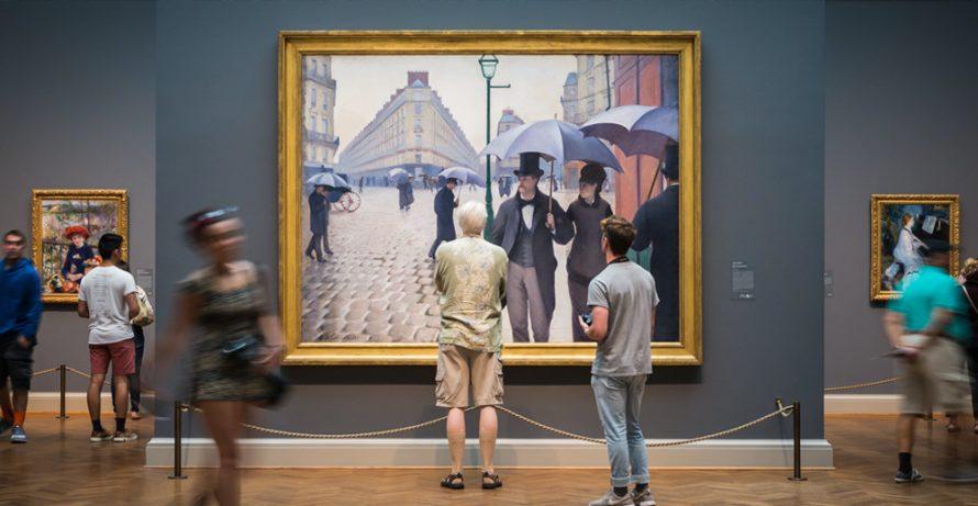 Virtual Bus Trip: The Art Institute of Chicago