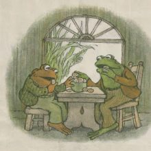 Frog and Toad are Friends Book Discussion